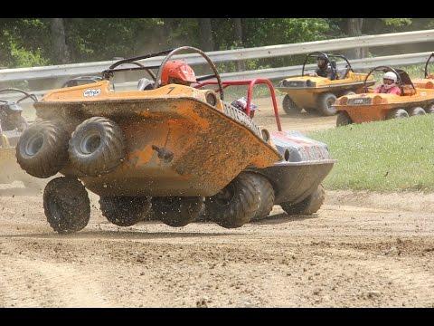 Ashtabula 2014 - 6x6 AATV Racing [NO MUSIC] - Amphibious ATVS