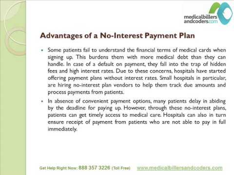 Why are Hospitals Offering Patients No Interest Payment Plans?