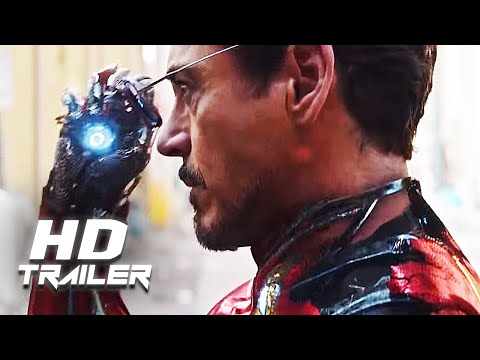 Final Trailer - Avengers: Infinity War [HD] (2018) Marvel Superhero Sci-Fi Action Movie | Fan Edit