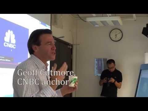 Geoff Cutmore talk on China