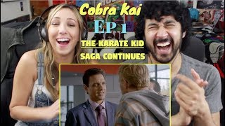 "COBRA KAI Ep 1 - ""Ace Degenerate"" - The KARATE KID Saga Continues - REACTION & REVIEW!!!"
