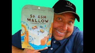 SMASH MALLOW'S Cinnamon Churro Review!