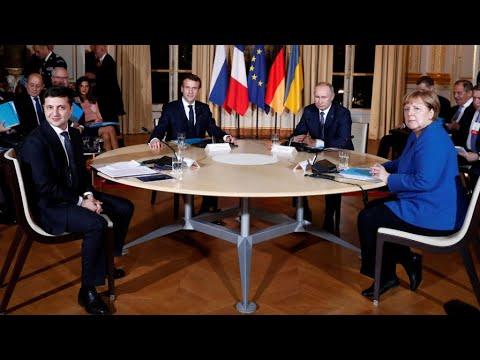 باريس: ماكرون يجمع بوتين وزيلينسكي في قمة حول السلام في أوكرانيا  - نشر قبل 1 ساعة