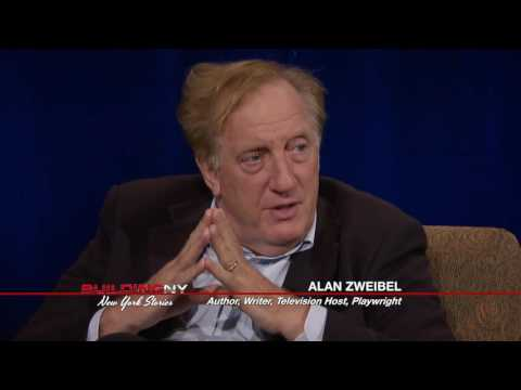 BuildingNY:New York Stories - Alan Zweibel: Author, Writer, Television Host, Playwright, Part 2 of 2