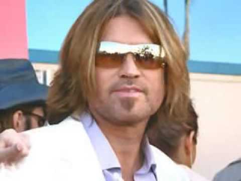 Billy ray cyrus-I want my mullet back