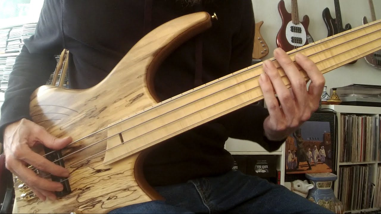 The Freedom of Fretless Bass