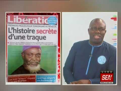 Revue de presse de Ahmed Aïdara du 22 déc 2017