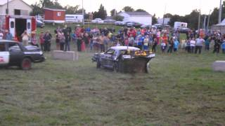2014 Pictou Demolition Derby Rear Wheel Drive