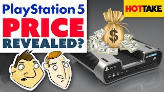 PlayStation 5 Price Revealed? - Hot Take