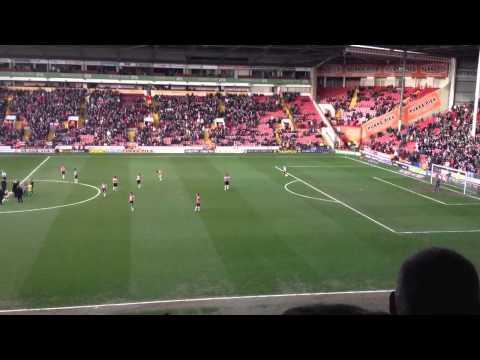 Sheffield United Entrance Intro