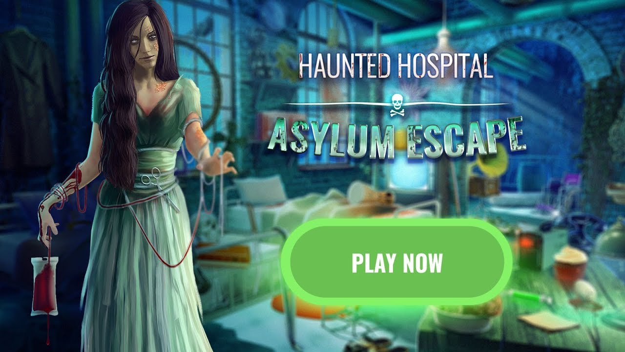 Hidden Object Games Haunted Hospital Asylum Escape Seek And Find Games For Android 2019 Youtube