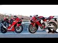 2017 Honda CBR1000RR and CBR1000RR SP Track Test - Cycle News