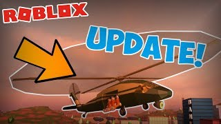 NEW JAILBREAK UPDATE / MILITARY HELI AND MORE!!! 🔴 Roblox Livestream Road to 5.5k Subs