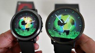 LEMFO LEM 8 vs LEM X Smartwatch Quick Comparison
