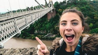 One of Backpacking Bananas's most viewed videos: Bristol is more beautiful than I imagined!