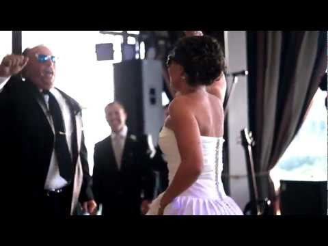 Father Daughter Wedding Dance meets the Dougie & more!!