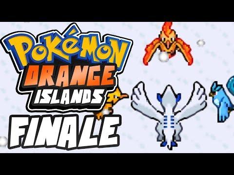 Pokemon Orange Islands FINALE MOVIE 2000 GBA Rom Hack Gameplay Walkthrough