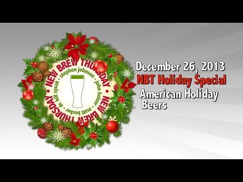 Dec 26 : American Holiday Beers