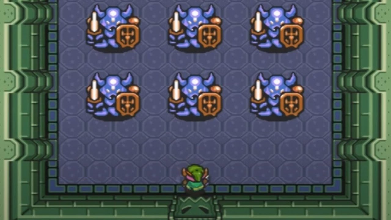 Hd the legend of zelda a link to the past the east palace and hd the legend of zelda a link to the past the east palace and pendant of courage walkthrough aloadofball Gallery