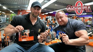 Mr Olympia Prognose 2018 mit Rühl & Botthof