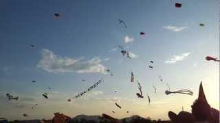 CHA-AM International Kite Festival 2012.mp4