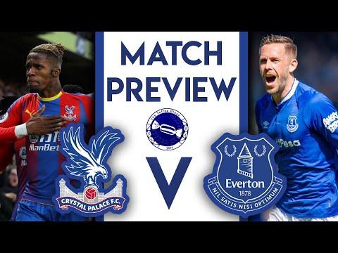 Match Preview | Crystal Palace V Everton