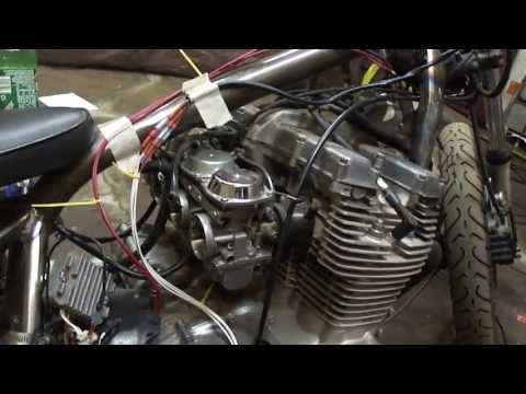 Wire Diagram Yamaha Xs1100 Bobber - Go Wiring Diagrams on