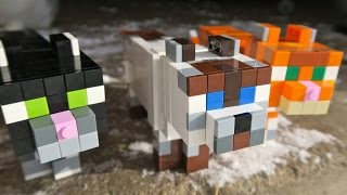 lEGO Cats - Minecraft