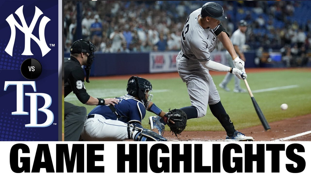 Download Yankees vs. Rays Game Highlights (7/28/21)   MLB Highlights