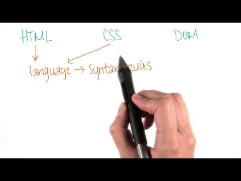 HTML-CSS-DOM