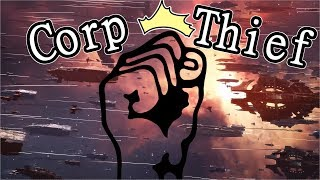 EVE Online - コーポ資産泥棒をやっつけろ![Kill corp asset thief !]