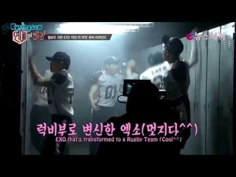 [ENG SUB] EXO Love Me Right MV Behind The Scene