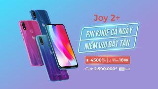 Vsmart Joy 2+ Pin Khỏe Cả Ngày - Niềm Vui Bất Tận