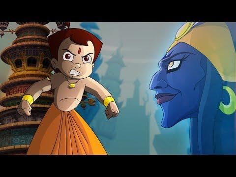 chhota-bheem-&-krishna-fights-mayandri-|-#bheemvsbaddies-series