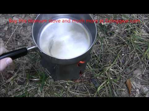 trangia alcohol stove instructions