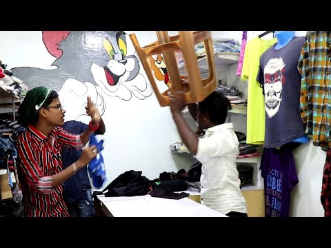 Dress Shopping Prank 3 Promo | Textiles Prank | Orange Mittai | Tamil Prank