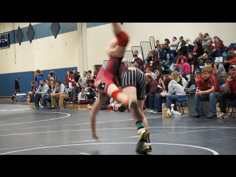 Wrestling Takedown Highlight Video