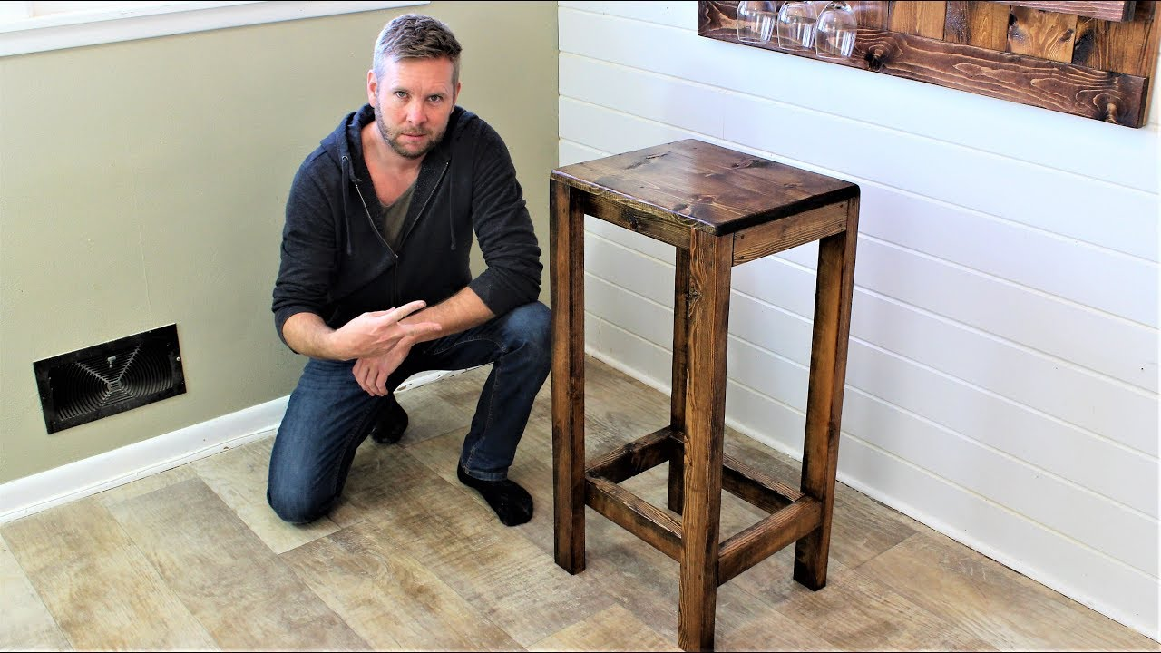 The 20 Bar Stool Easy Diy Project
