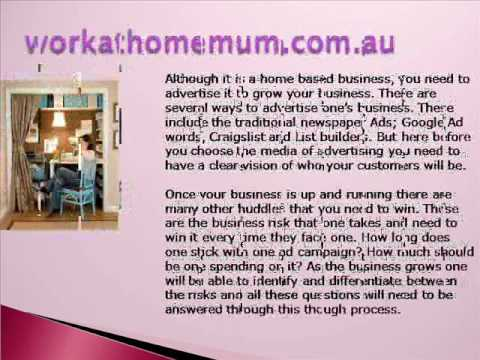 Work At Home Mum Australia