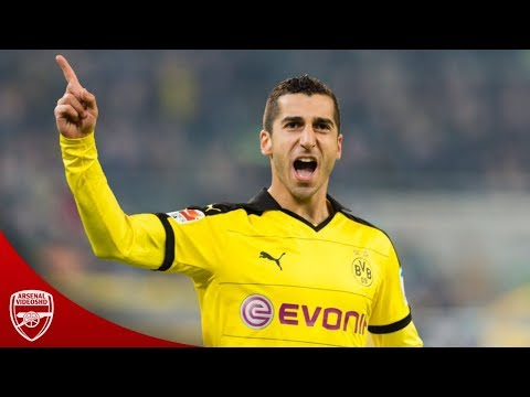 Henrikh Mkhitaryan In His Prime (2015/16)