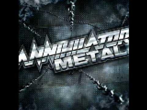 Annihilator - Detonation