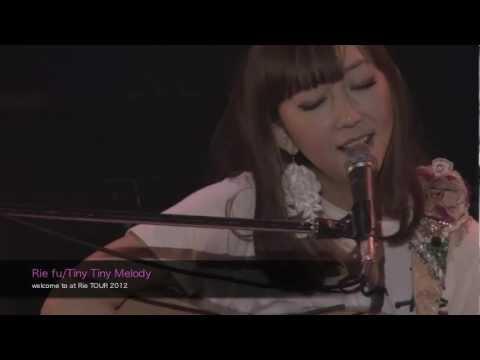 """Rie fu """"Tiny Tiny Melody"""""""
