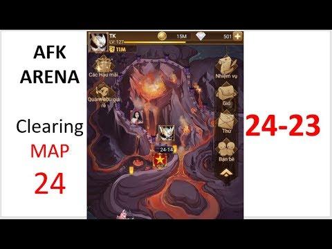 AFK ARENA 24-23