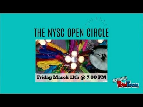 NY Shamanic Circle March 2016 | Shamanic Events NYC
