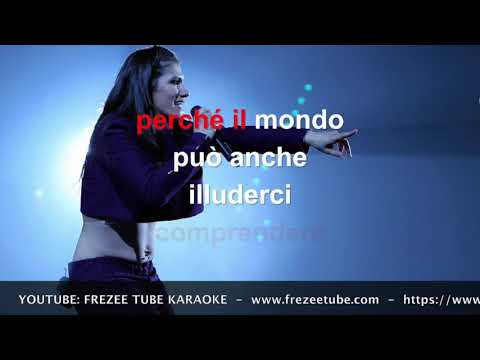 Elisa - Ogni istante - Karaoke con testo