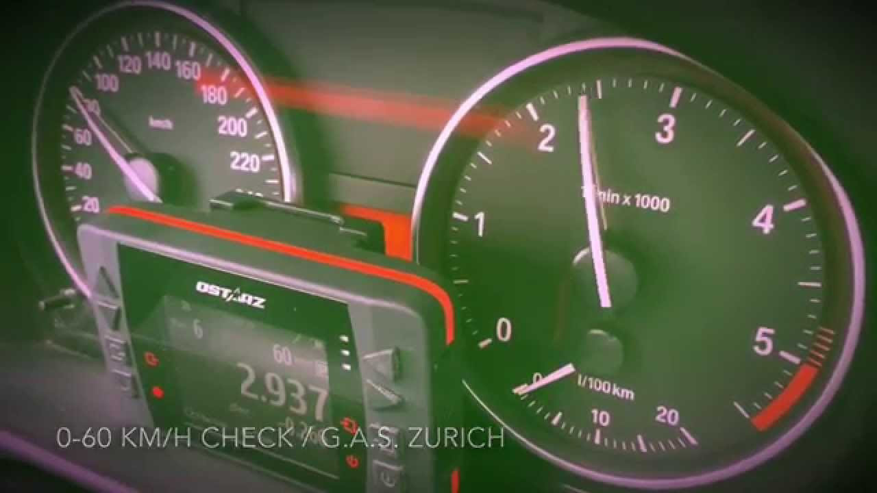 Bmw 335d Touring 286 Ps 0 100 0 60 Kmh Acceleration Youtube