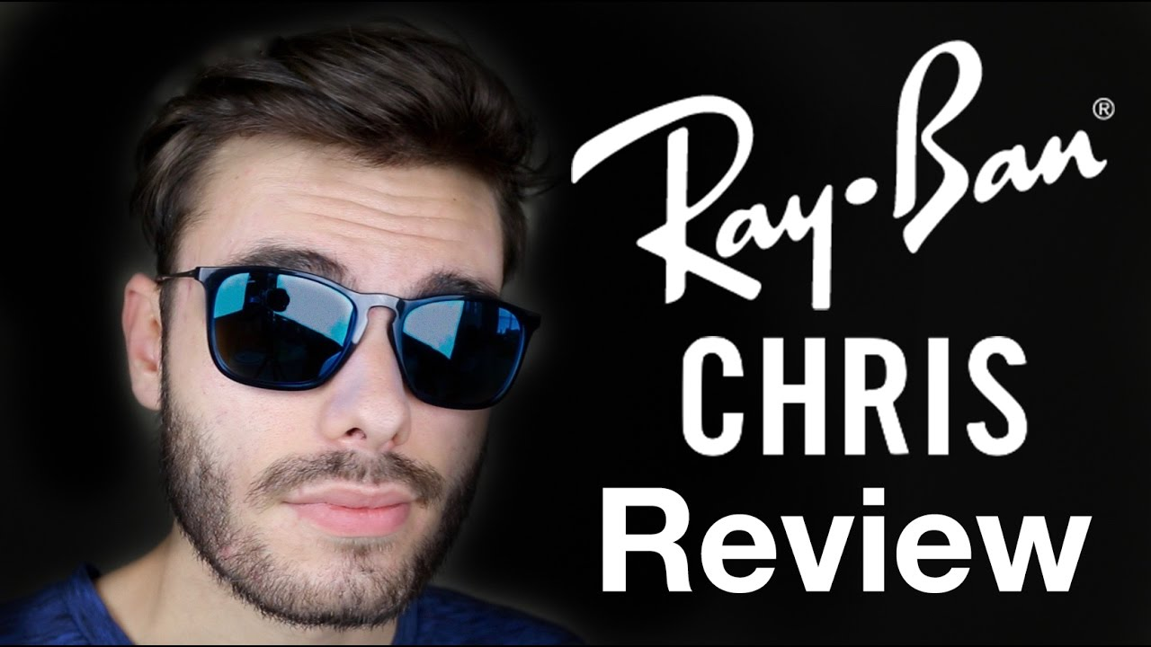 65f56493142 Ray-Ban Chris Review - YouTube