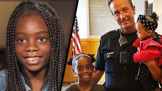 How 10-Year-Old Gets Cop to Save Baby Sister
