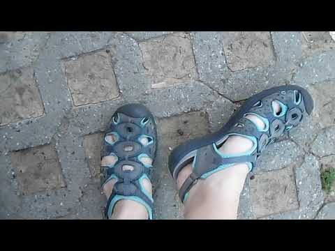 Product Review For Earth Spirit Sandals