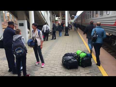 2018-05(E) Novosibirsk nach Krasnojars (159 Tage Transib + Silk Road) Video 09